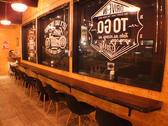青島カフェ THE GOOD DAYS グッドデイズの雰囲気2