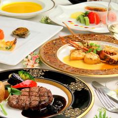 レストラン シェ・ワシズのコース写真
