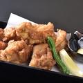 料理メニュー写真広島熟成鶏の唐揚げ