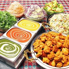 アジアンキッチン バンチャの写真