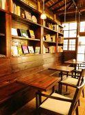 絵本とコーヒーのパビリオン 奈良駅のグルメ