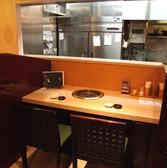 肉菜工房 うしすけ お台場デックス東京ビーチ店の雰囲気3