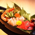 料理メニュー写真【刺身】刺身舟盛(2~3人前)