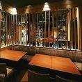 最大で30名様まで使える個室です!大人数でのご宴会にご利用ください!雰囲気抜群の夜景の見えるお部屋で渋谷の街を眺めながら飲み会を愉しんで頂けます!ご宴会・飲み会・合コン・女子会などどんなご宴会も大歓迎★