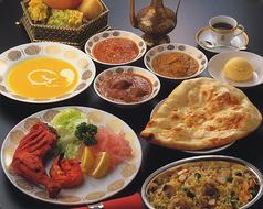 インド料理 アショカ 新宿の写真