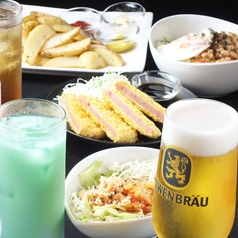 Cafe&Live Bar SAKAE BASEのおすすめ料理1
