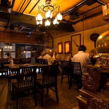 ネパール民族料理 アーガン 新大久保店の雰囲気1
