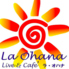 La Ohana ラ オハナのロゴ