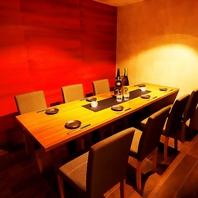 完全個室◆何名様でも完全個室でご案内!溝の口駅すぐ◎