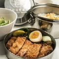 料理メニュー写真なつかしの鉄道鶏腿弁当