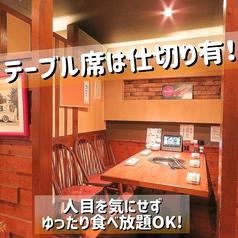 焼肉ロッヂ 新潟駅前店の雰囲気1