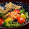 海老と彩り野菜のマヨネッサ