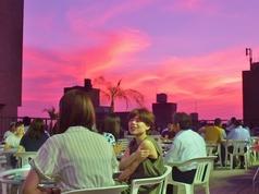 サントリー大人のビアガーデン BeerBank HawaiianBBQ ハワイアンビービーキューの写真
