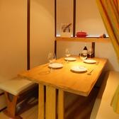 サンテカフェ 3te' Cafe'の雰囲気3