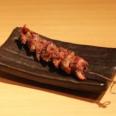 料理メニュー写真砂肝/ぼんじり