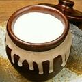 料理メニュー写真自家製濃厚壺焼プリン