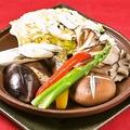 料理メニュー写真野菜のオーブン焼き