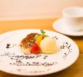 料理メニュー写真☆メッセージプ レート☆