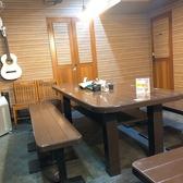 【テーブル席】4名様から20名様までご利用いただけます!温かな照明がやさしく照らす店内は雰囲気が和む空間♪お昼からのご宴会もお待ちしております。