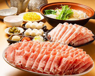 北国の味 北海しゃぶしゃぶ 大通店のおすすめ料理1