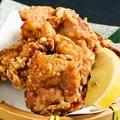 料理メニュー写真若鶏の唐揚げ