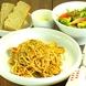 【バックウィート】パスタは蕎麦粉が練られた特製の逸品