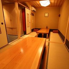 最大16名様までご利用できる個室有。予算10万円から貸切OKです。