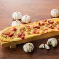 料理メニュー写真■ドラキュラロングピザ