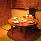 昆ぶ家 こぶや 新宿西口店 創作鶏酒場の雰囲気2