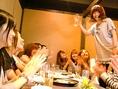 【団体様も個室宴会】団体様のご宴会も大変人気で最大65名様まで宴会可能でございます。貸切宴会も人気です。