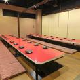 32名以上個室 【最大100名様】まで★※系列店との併設店舗です。