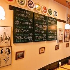 ファーマーズダイナー FARMER'S DINER イタリア食堂の雰囲気1