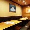 会社宴会や大型団体宴会も大歓迎です!宴会なら「ミライザカ JR市川北口駅前店」にお任せください。