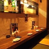 昆ぶ家 こぶや 新宿西口店 創作鶏酒場の雰囲気3