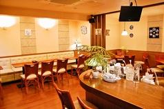 Cafe Salon de The OKAの雰囲気1