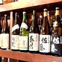 日本酒がおすすめ☆飲み放題付きコース多数あり◎
