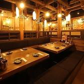 水炊き 焼鳥 とりいちず酒場 鶴見東口店の雰囲気2