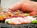 料理メニュー写真<やきとり>塩/タレ/わさび/タレわさび/辛みそ/梅肉