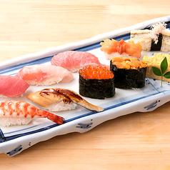 <特上> 寿司盛り合わせ
