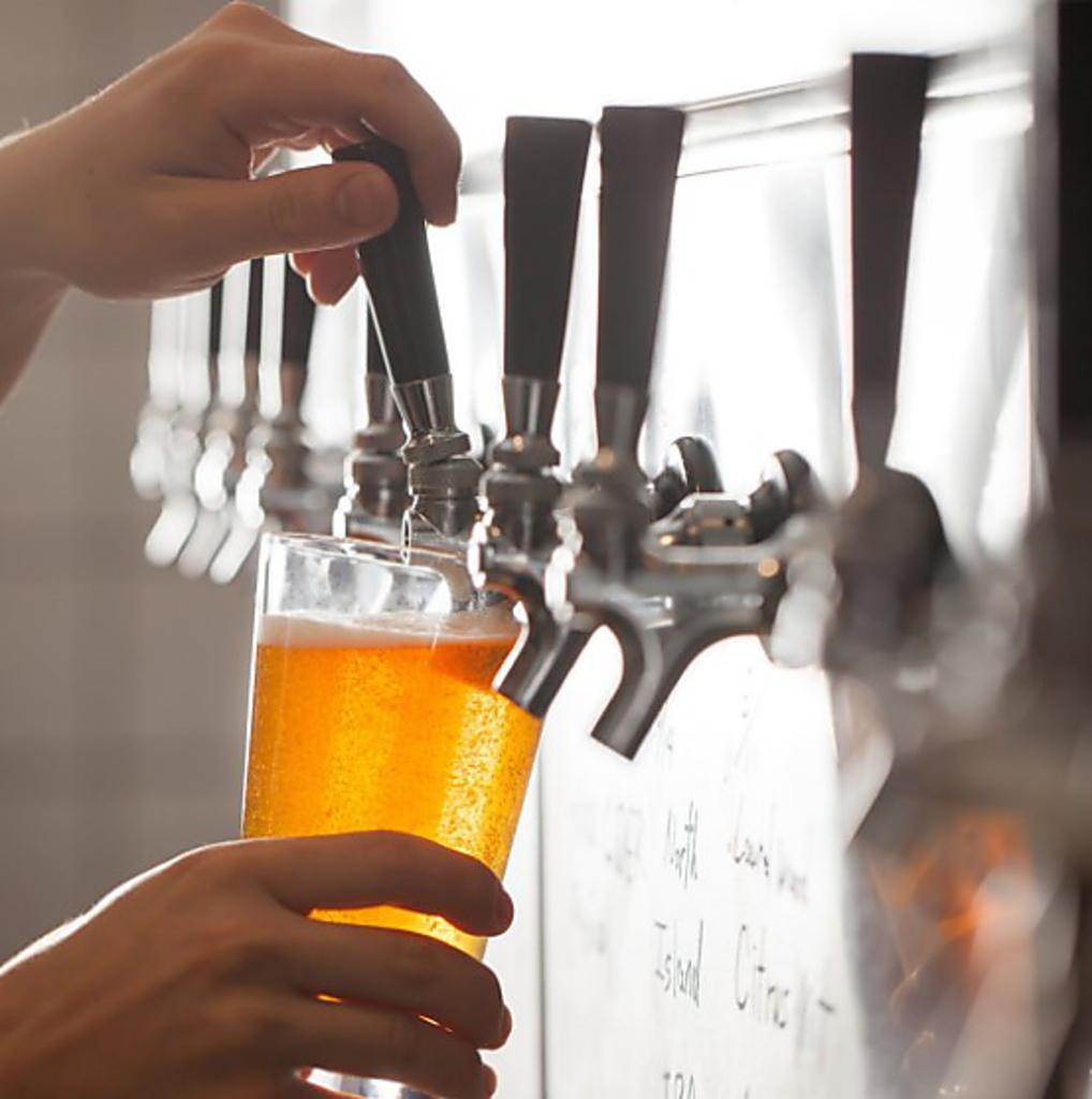 全12種類のクラフトビールをお愉しみください