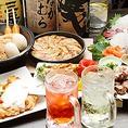 もつ鍋コース・炊き餃子コース・女子会コースと3500円(税込)~ございます。人気の九州料理を存分にご堪能いただけるコースを他にも豊富にご用意しております。アットホームな空間が魅力です♪会社での飲み会や女子会など各種ご宴会でぜひご利用ください。