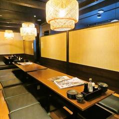 個室居酒屋 白石 しらいし 静岡駅店の雰囲気1