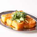 料理メニュー写真海老トースト