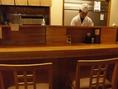 お席はカウンターからご宴会場までご用意してます!