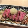 料理メニュー写真宮崎牛たたき