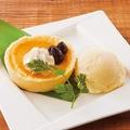 料理メニュー写真北海道十勝花畑牧場!チーズタルトとバニラアイス