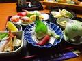 料理メニュー写真寿し得々天ぷらセット