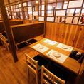 オープンフロアもご用意しております♪飲み会や宴会に♪当店自慢の蟹料理をご堪能下さい。