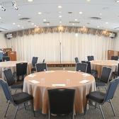 【大宴会場】20~120名様まで着席可能会場の詳細はこちら→https://www.kashikaigishitsu.net/facilitys/gc-nagoya/