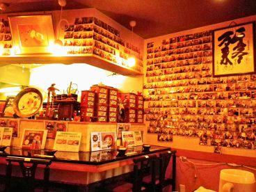 麺闘庵の雰囲気1